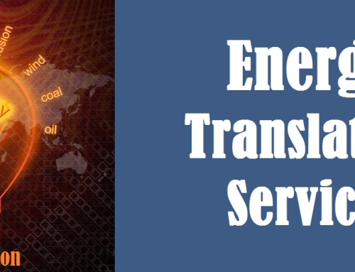 Переводы в области энергетики