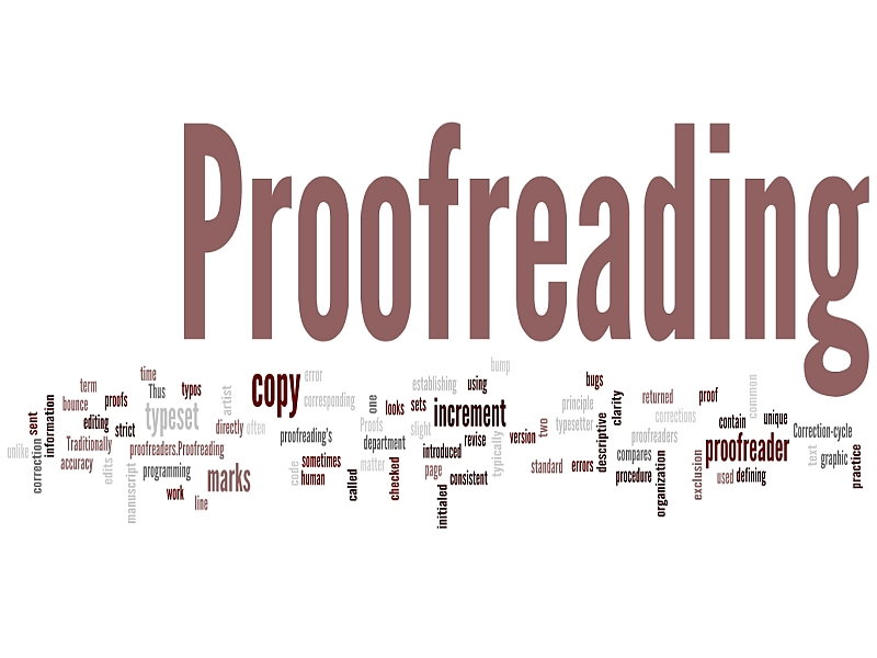 Proofreading service us